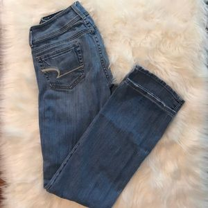 American Eagle Outfitters Slim Boot Jeans
